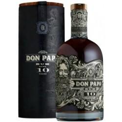 Rum 10 Years Don Papa 0,70 lt.
