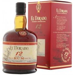 Rum El Dorado 12 Anni 0,70 lt.