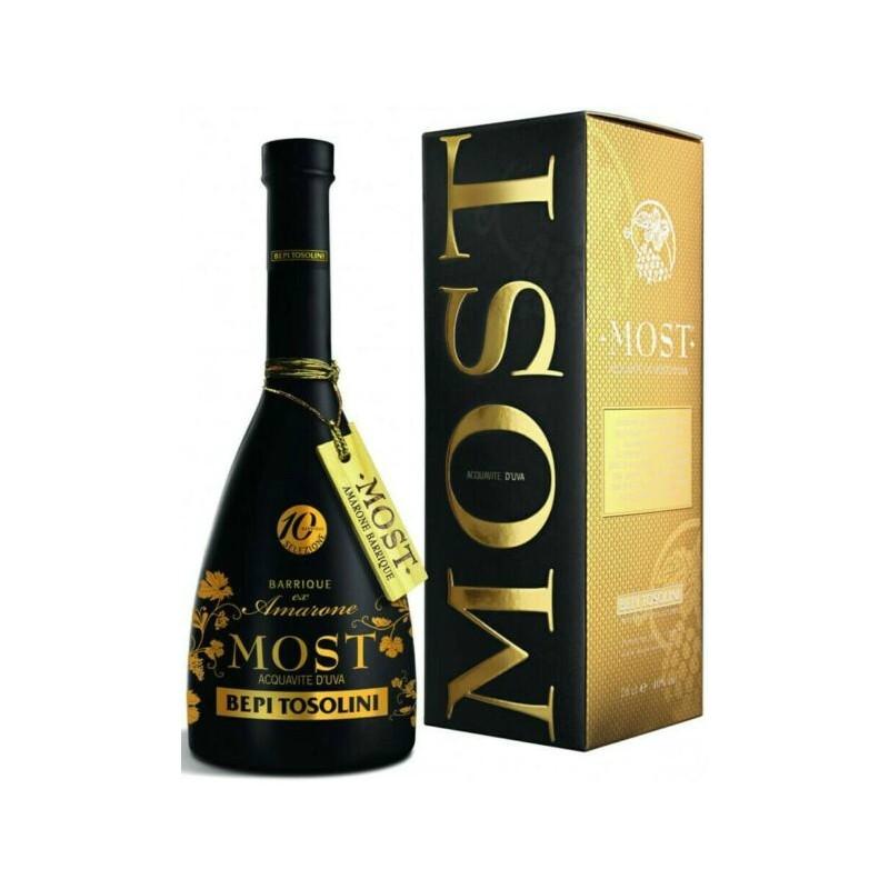 Acquavite d\'uva Most ex Amarone Bepi Tosolini 0,70 lt.