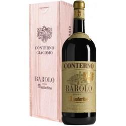 Barolo Monfortino Riserva Conterno Giacomo 2014 1,5 lt. Magnum Legno