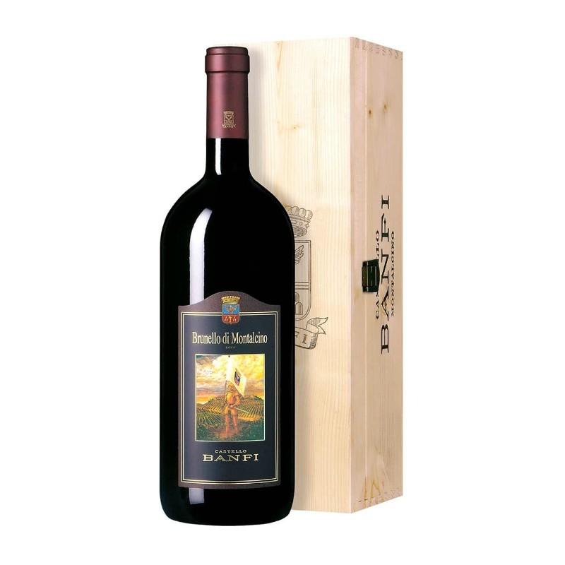 Brunello di Montalcino Banfi 2013 1,5 lt. Magnum Legno