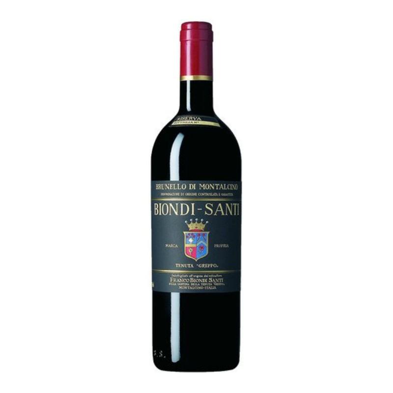 Brunello di Montalcino Riserva Biondi Santi 1997 0,75 lt.