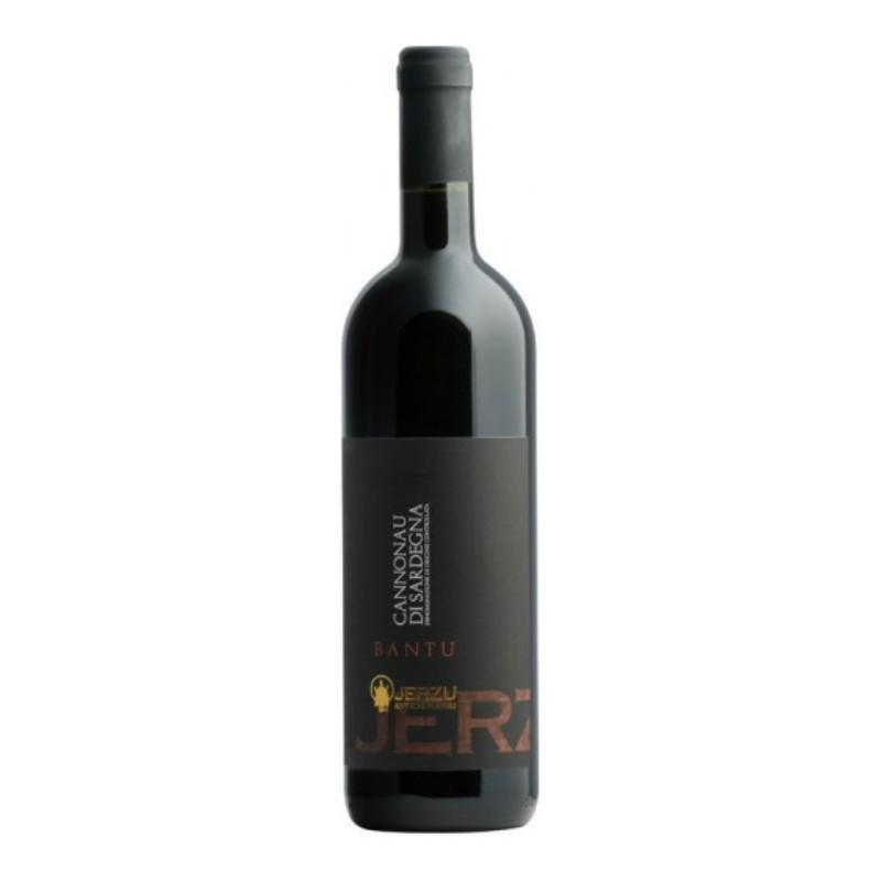 Cannonau Di Sardegna Bantu Antichi Poderi Jerzu 2019 0,75 lt.
