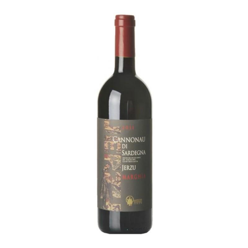 Cannonau di Sardegna Marghia Jerzu 2016 0,75 lt.