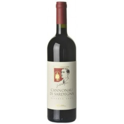Cannonau di Sardegna Riserva Josto Miglior Jerzu 2015 0,75 lt.