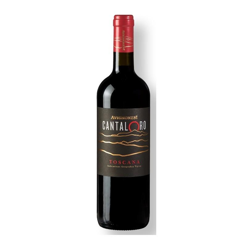 Cantaloro Rosso Toscana Avignonesi 2016 0,75 lt.