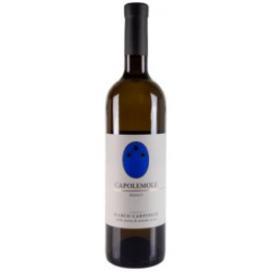 Capolemole Bianco Bio Carpineti 2019 0,75 lt.