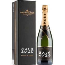 Champagne Brut Moet & Chandon Vintage 2012 0,75 lt.