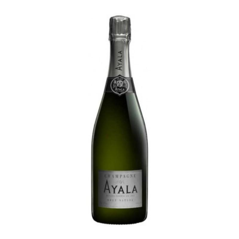 Champagne Brut Nature Ayala 0,75 lt.