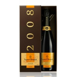 Champagne Brut Veuve Clicquot Vintage 2008 0,75 lt.