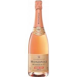 Champagne Heidsieck Monopole Rosé 0,75 lt.