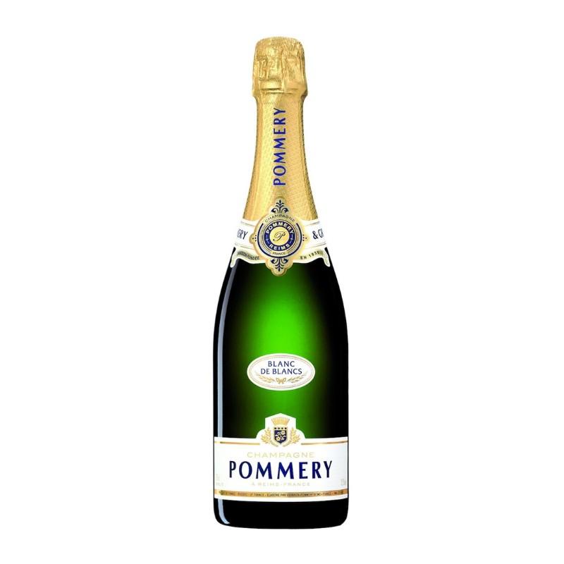 Champagne Pommery Blanc de Blancs 0,75 lt.