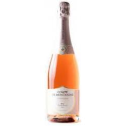 Champagne Rosè Comte De Mointagne 0,75 lt.