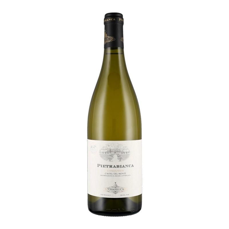 Chardonnay  Pietrabianca Tormaresca Antinori 2017 0,75 lt.