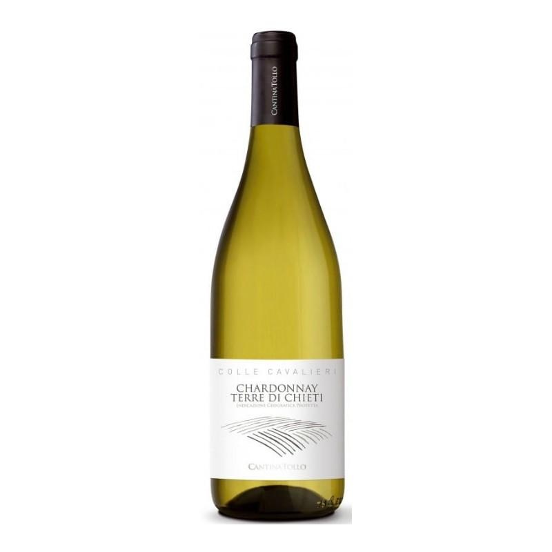 Chardonnay Colle Cavalieri Cantina Tollo 2019 0,75 lt.