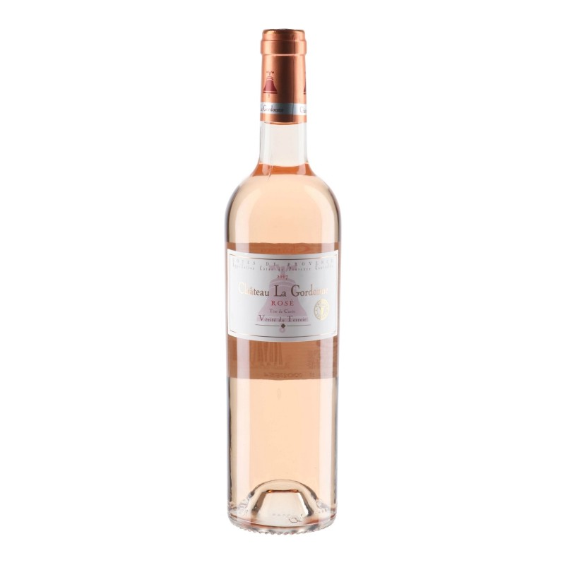 Chateau La Gordonne Provence Rosé 2018 0,75 lt.