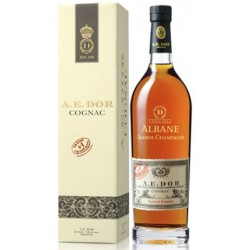 Cognac Albane A.E.Dor 0,70 lt.