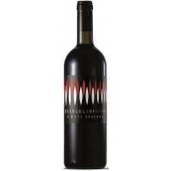 Costa Toscana Rosso Tageto Donna Olimpia 2016 0,75 lt.
