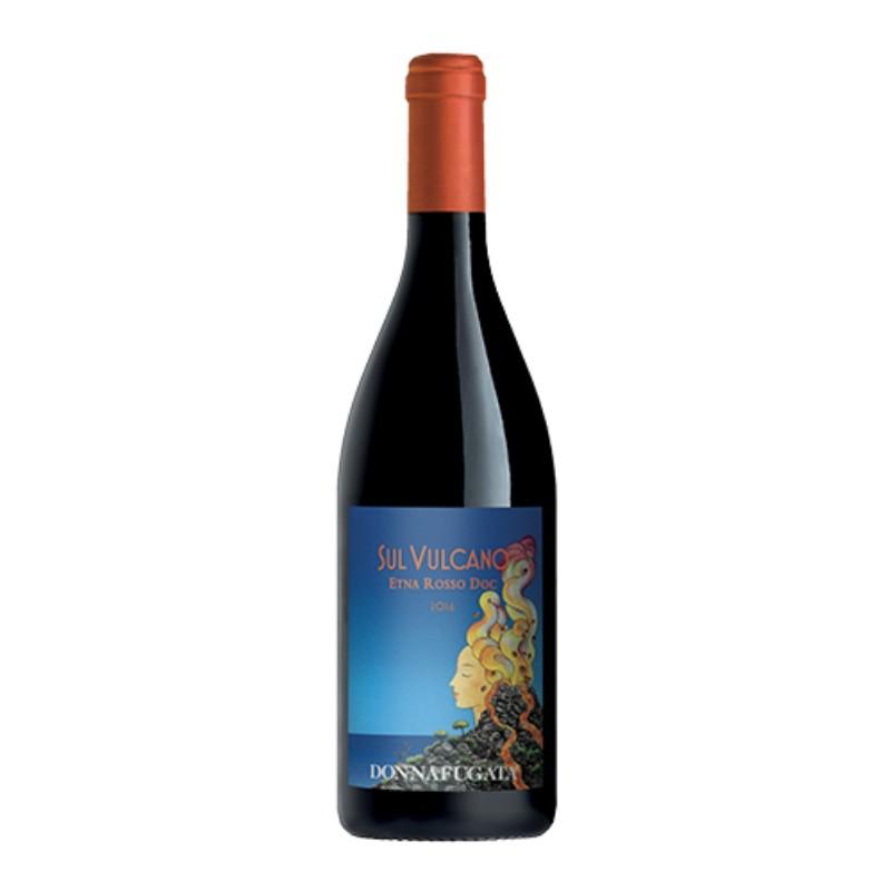 Etna Rosso Sul Vulcano Donnafugata 2017 0,75 lt.