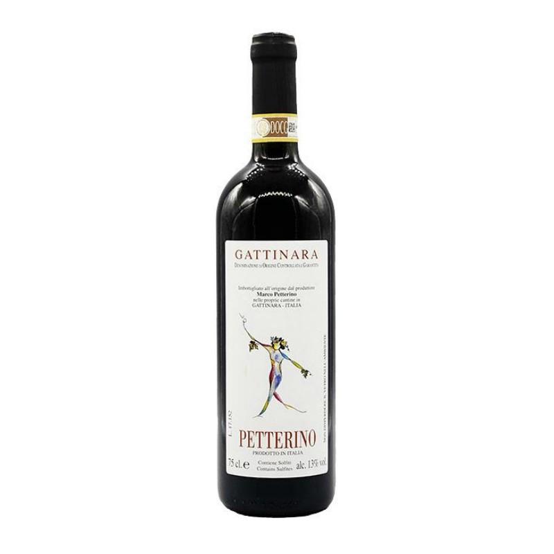 Gattinara Petterino 2004 0,75 lt.