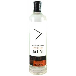 Gin Greater Than India 0,70 lt.