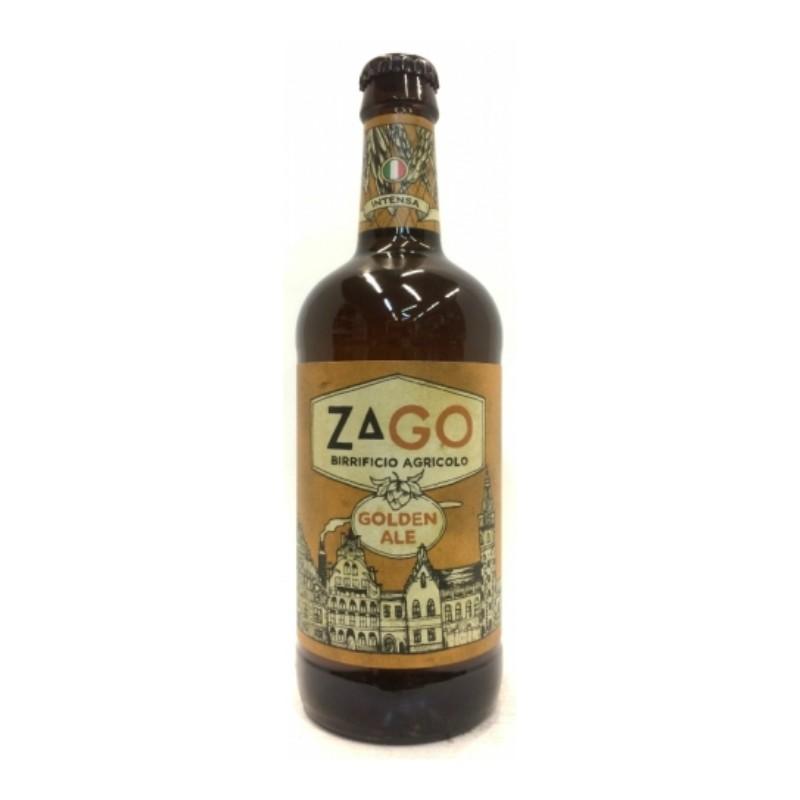 Golden Ale artigianale Zago cl. 50