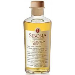 Grappa di Barolo Sibona 0,50 lt.