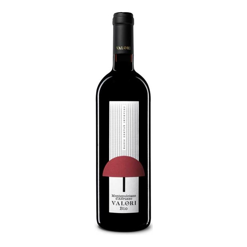 Montepulciano d\'Abruzzo Valori 2016 0,75 lt.