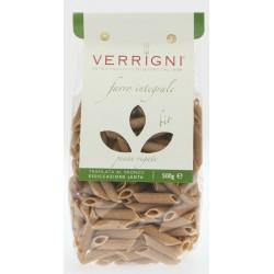 Penne rigate Farro integrale bio Verrigni Gr. 500
