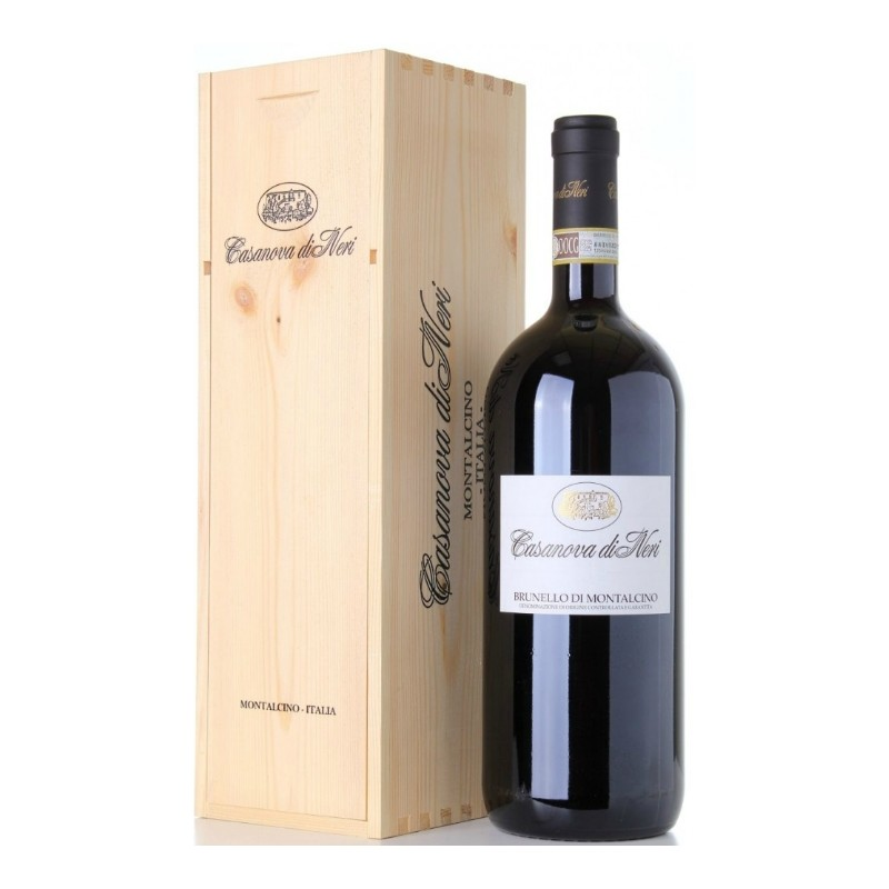 Brunello di Montalcino Casanova di Neri 2012 1,5 lt. Magnum Legno