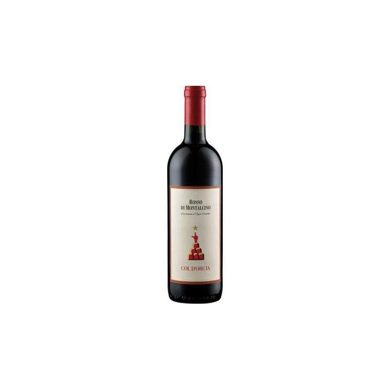 Rosso di Montalcino Col d\'Orcia 2016 0,375 lt. Mezza