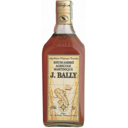 Rum Agricole Ambre Bally 0,70 lt.