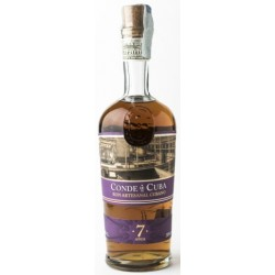 Rum Conde de Cuba 7 Anni 0,70 lt.
