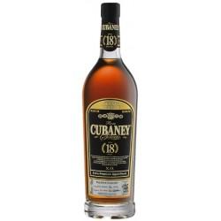 Rum Cubaney 18 0,70 lt.