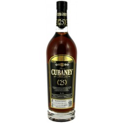 Rum Cubaney 25 0,70 lt.