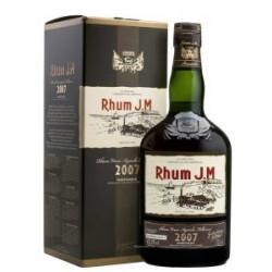 Rum Vieux J.M. 2007 0,70 lt.