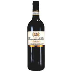 Capolemole Rosso Bio Carpineti 2016 0,75 lt.