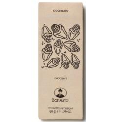 Tavoletta di cioccolato di Modica 90 % Bonajuto gr. 50