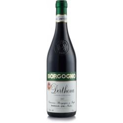 Timorasso Derthona Borgogno 2017 0,75 lt.