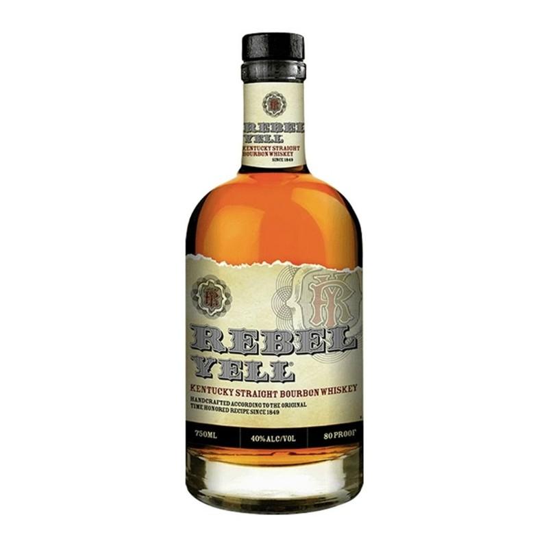 Whiskey Bourbon Rebell Yell 0,70 lt.