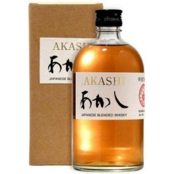 Whisky Blended Akashi 0,50 lt.