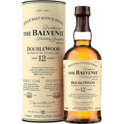Whisky DoubleWood 12 Years The balvenie 0,70 lt.