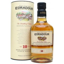 Whisky Edradour 10 Year Old Distillery Edition 0,70 lt.