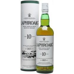 Whisky Laphroaig 10 Years 0,70 lt.