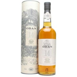 Whisky Oban 14 Years 0,70 lt.