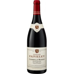 Chambolle-Musigny 1er cru 18 Les Fuees Faiveley 0,75 lt.