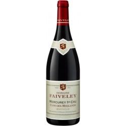 Mercurey 1er Cru La Framboserie Monopole Faiveley 2018 0,75 lt.