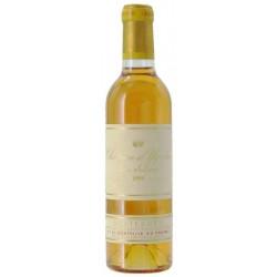 Sauternes Chateau d\'Yquem 1998 0,375 lt.