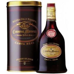 Brandy Carta Real Cardenal Mendoza 0,70 lt.