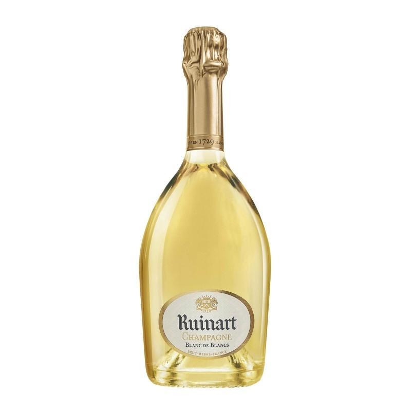 Champagne Blanc de Blancs Ruinart 0,75 lt.